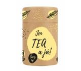 Albi Vánoční čaj černý sypaný v tubusu - TEA a já! 50 g