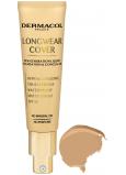 Dermacol Longwear Cover dlouhotrvající krycí make-up 04 Sand 30 ml