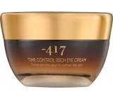 Minus 417 Time Control intenzivní zpevňující krém na oční okolí 30 ml