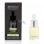 Millefiori Milano Natural Lemon Grass - Citrónová tráva Aroma olej 15 ml