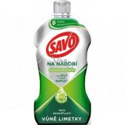 Savo Limetka prostředek na ruční mytí nádobí 450 ml