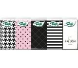 Tento Chic&Style hygienické kapesníky 3 vrstvé 10 kusů