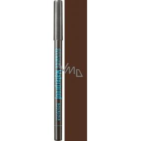Bourjois Contour Clubbing Waterproof Eye Pencil tužka na oči 57 Up And Brown 1,2 g