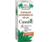 Bione Cosmetics Cannabis ochranné protivráskové sérum 40 ml