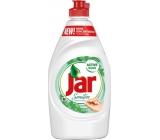 Jar Sensitive Tea Tree & Mint prostředek na ruční mytí nádobí 450 ml
