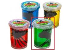 Trendhaus Spider Slime sliz s pavoukem zelený