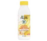 Garnier Fructis Nourishing Banana Hair Food vyživující kondicionér pro suché vlasy 350 ml