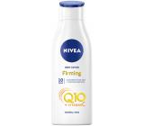 Nivea Firming Q10 + Vitamin C zpevňující tělové mléko 400 ml