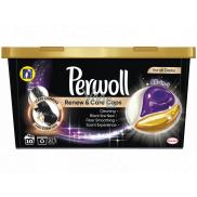 Perwoll Renew & Care Caps kapsle na praní černého prádla 10 dávek 145 g
