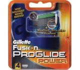 Gillette Fusion ProGlide Power 4 náhradní hlavice