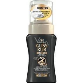 Gliss Kur Ultimate Repair regenerační pěna na vlasy 125 ml
