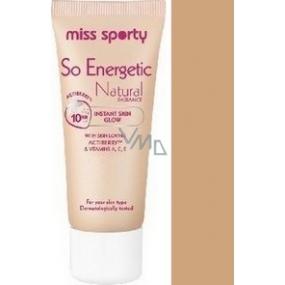 Miss Sporty So Energetic Radiance make-up 02 Medium 30 ml