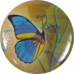 Zrcátko Butterfly kulaté 60110 1 kus