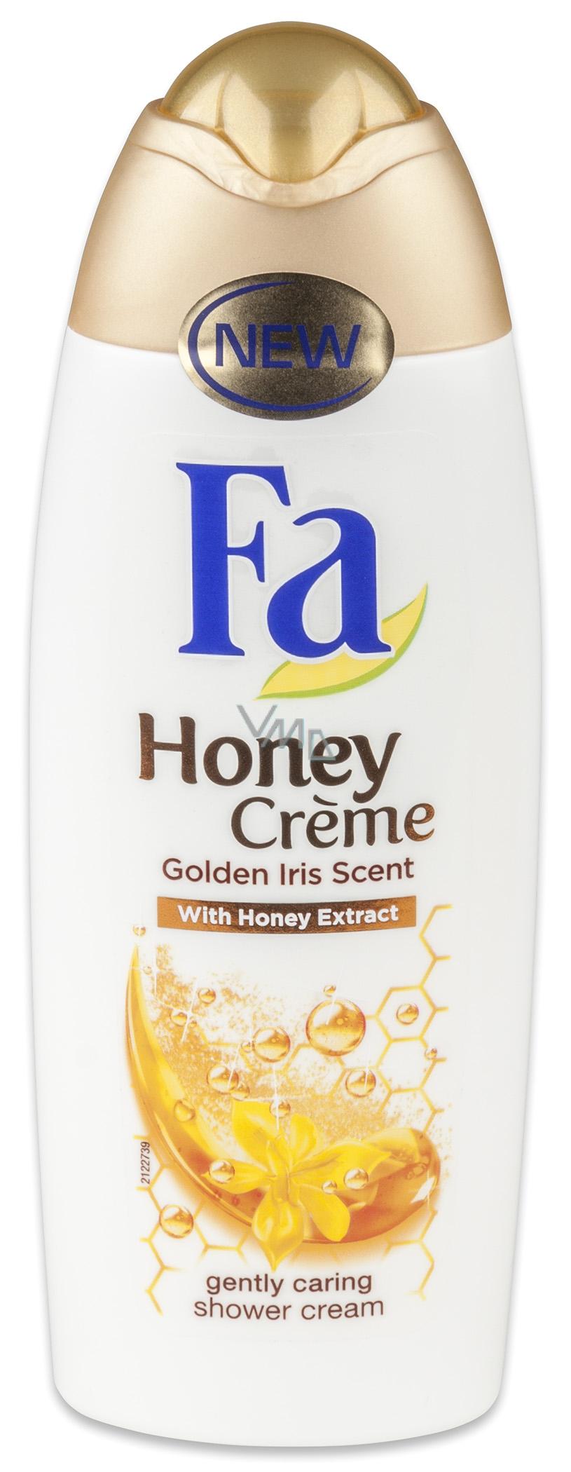 Fa Honey Creme sprchový gel 250 ml