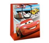 Ditipo Disney Dárková papírová taška pro děti L Cars McQueen, RSN 26,4 x 12 x 32,4 cm