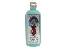 Bohemia Gifts & Cosmetics Aquaminerály Vánoční krémový sprchový gel 100 ml