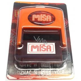 Albi Razítko se jménem Míša 6,5 cm × 5,3 cm × 2,5 cm