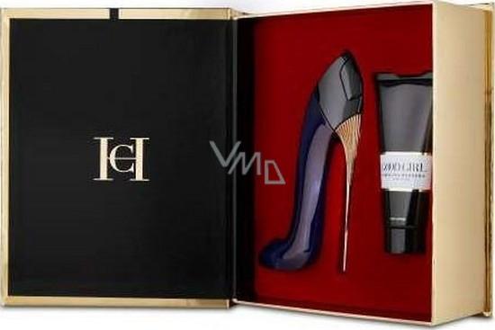 Carolina Herrera Good Girl Perfume For Women 50 Ml Body Milk 75 Ml