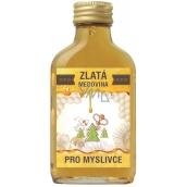 Bohemia Gifts Zlatá medovina 18 % Pro myslivce 100 ml