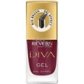 Revers Diva Gel Effect gelový lak na nehty 013 12 ml