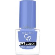 Golden Rose Ice Color Nail Lacquer lak na nehty mini 152 6 ml