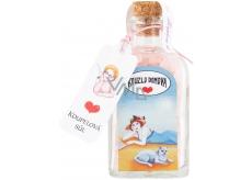 Bohemia Gifts & Cosmetics Kouzlo domova - Růže a šípek sůl do koupele 110 g