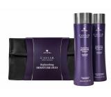 Alterna Caviar Replenishing Moisture kaviárový hydratační šampon pro suché a poškozené vlasy 250 ml + kondicioner 250 ml kosmetická sada duo