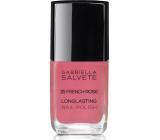 Gabriella Salvete Longlasting Enamel lak na nehty 35 French Rose 11 ml