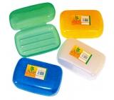 Abella Krabička na mýdlo různé barvy 1 kus, BA10625