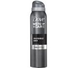 Dove Men + Care Invisible Dry 48h antiperspirant deodorant sprej pro muže 150 ml