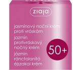 Ziaja Jasmín SPF6 noční krém proti vráskám 50 ml