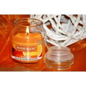 Lima Aroma Dreams Pomeranč aromatická svíčka sklenička s víčkem 300 g