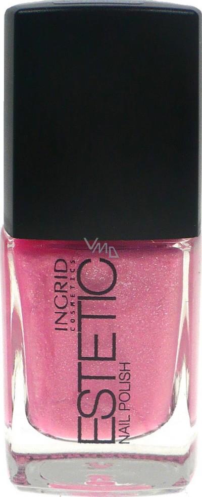 Ingrid Cosmetics Estetic Nail Polish lak na nehty 367 10 ml
