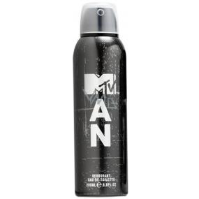 MTV Man deodorant sprej pro muže 200 ml