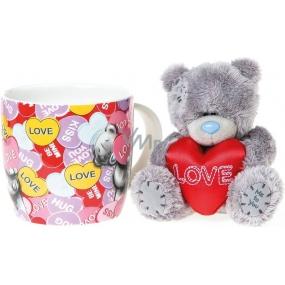 Me to You Hrneček Love s plyšovým medvídkem 10 cm