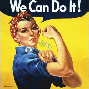 Le Blanc Jasmín We Can Do It! Vonný sáček 11 x 11 cm 8 g