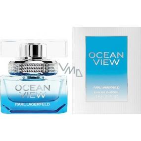 Karl Lagerfeld Ocean View parfémovaná voda pro ženy 25 ml