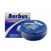 Barbus s glycerinem Pěnivý krém na holení v kelímku 150 g