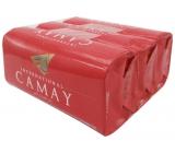 Camay Classic toaletní mýdlo 3 x 125 g