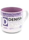 Nekupto Hrnkoviny Hrnek se jménem Denisa 0,4 litru