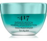 Minus 417 Infinite Motion minerální hydratační denní krém pro mastnou pleť 50 ml
