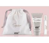 Montblanc Signature parfümiertes Wasser für Frauen 7,5 ml + Körperlotion 50 ml, Geschenkset