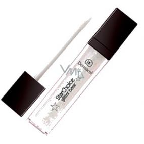 Dermacol Glitter Base Star Choice fixační gel na třpytky 4,5 ml