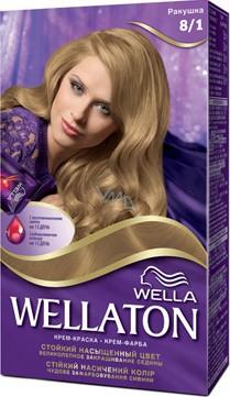 Wella Wellaton krémová barva na vlasy 8 1 Popelavá blond - VMD ... ee46389afa2