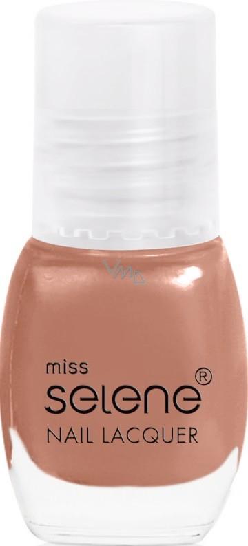 Miss Selene Nail Lacquer mini lak na nehty 237 5 ml