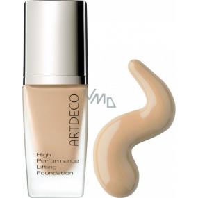 Artdeco High Performace Lifting Foundation zpevňující dlouhotrvající make-up 20 Reflecting Sand 30 ml