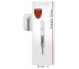 Kellermann 3 Swords Basic Line pinzeta úzká šikmá SB3435 1 kus