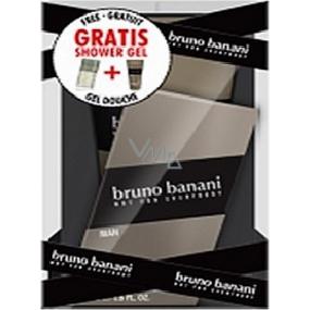 Bruno Banani Man toaletní voda 50 ml + sprchový gel 150 ml dárková sada