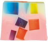 Bomb Cosmetics Sladké - Icandy Přírodní glycerínové mýdlo 100 g