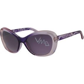 Nac New Age A60628 fialové sluneční brýle
